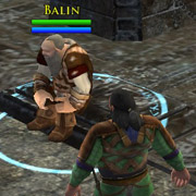 Lord of the Rings Online - Balin